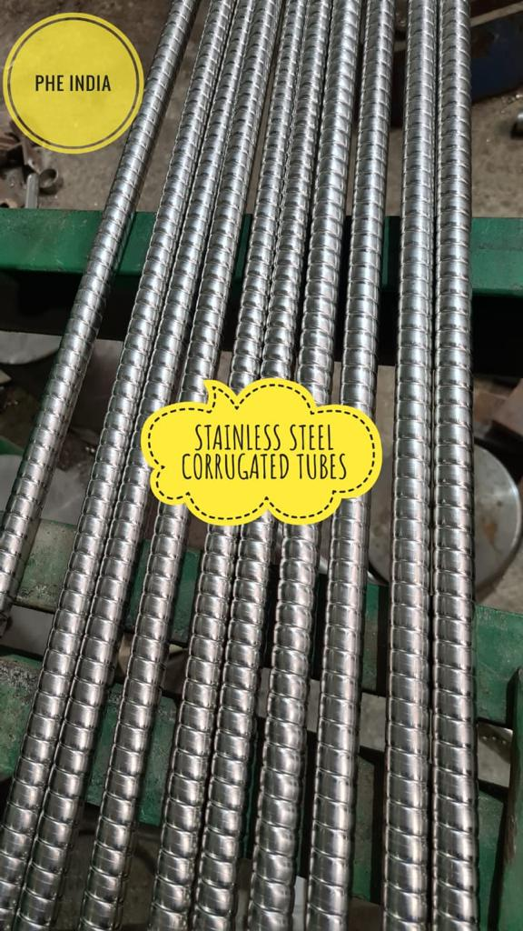 Corrugated Tube Heat Exchanger In Andhra Pradesh
