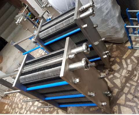 Food Grade Heat Exchanger In Amritsar