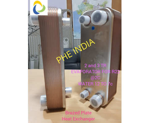 High Pressure Plate Heat Exchanger