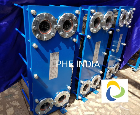 Lube Oil Plate Cooler In Pratapgarh