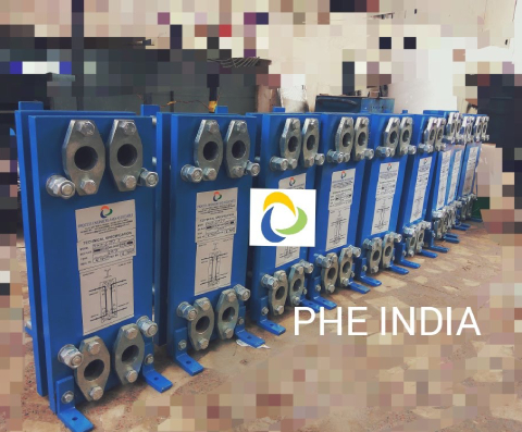 PHE Plate Heat Exchanger In Wolverhampton