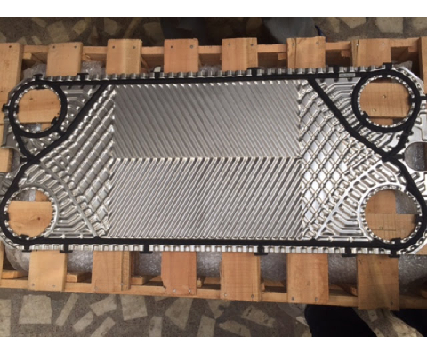 Semi Welded Plate And Frame Heat Exchanger In Southampton