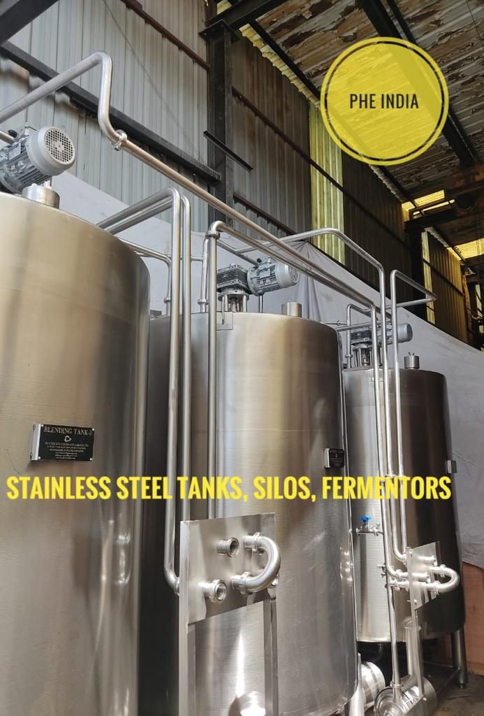 Stainless Steel Beer Tank In Sarita Vihar