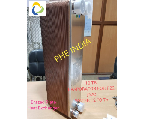 Stainless Steel Copper Brazed Plate Fin Heat Exchanger Suppliers In Barnala