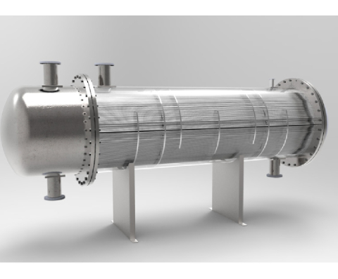 Tubular Heat Exchanger In Gumla